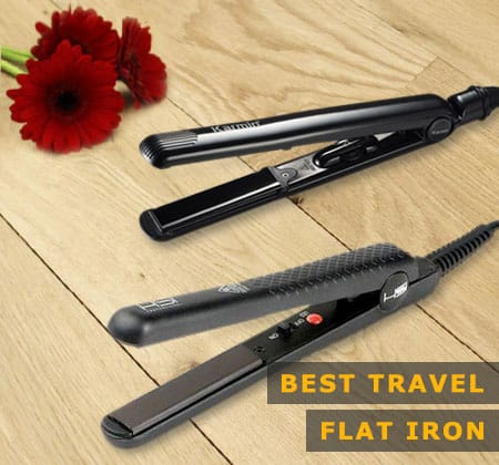 Featured Image of Best Travel Flat Iron
