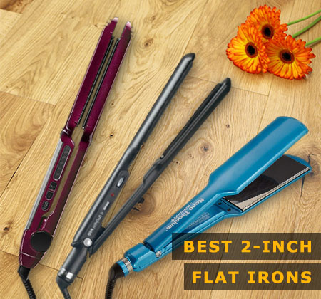 Featured Image of Best 2-inch Flat Irons