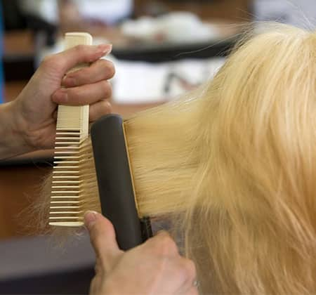 Featured Image of Best Flat Irons for Damaged Hair