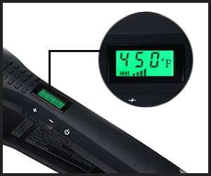 LCD Temperature Control Option