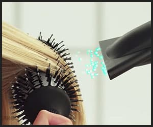 Hair Dryer Ionic Technology