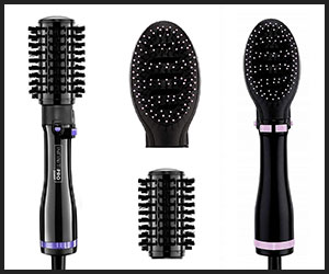 Infiniti Pro Conair BC178 Hot Air & Paddle Brush