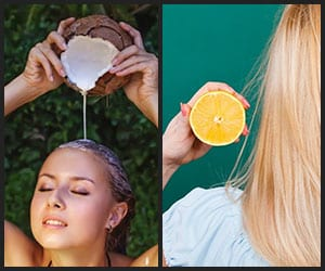 Straightening Hair Mask