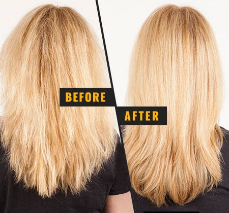 Featured Image of How to Fix Split Ends and Damaged Hair at Home