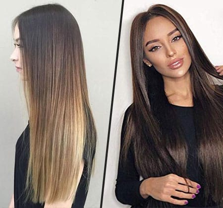 Featured Image of How to Get Straight Hair Like Celebrities
