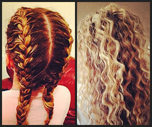 Braid Curls