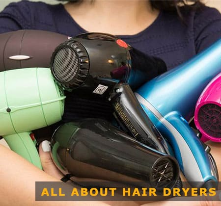 Featured Image of All About Hair Dryers