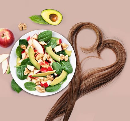 Featured Image of Best Foods for Strengthen Hair