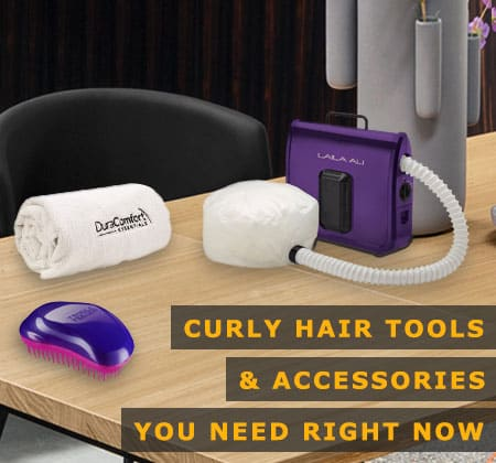 Featured Image of Curly Hair Tools and Accessories You Need Right Now