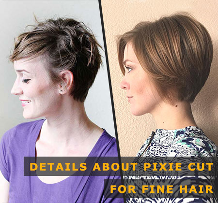 Featured Image of Details About Pixie Cut for Fine Hair