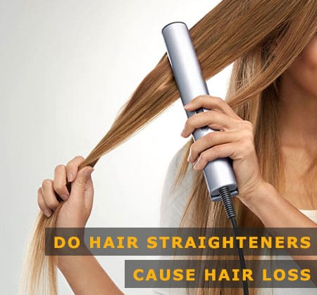 Featured Image of Do Hair Straighteners Cause Hair Loss