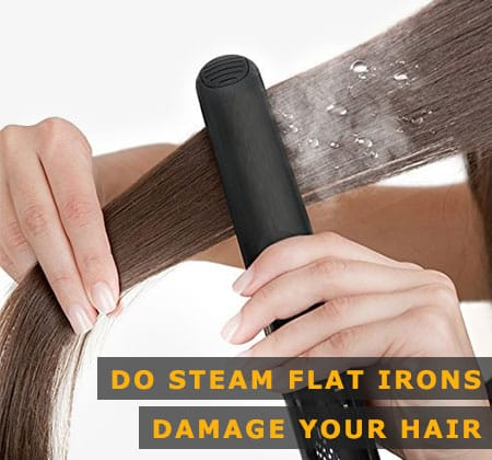 Featured Image of Do Steam Flat Irons Damage Your Hair