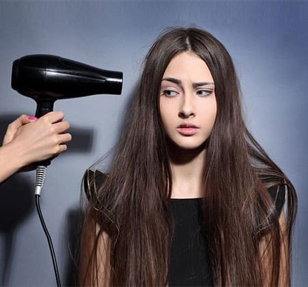 Featured Image of Hair Blow Drying Mistakes