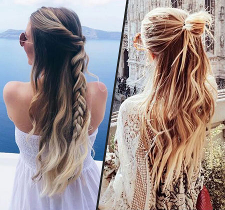 Featured Image of How to Style Your Hair While Traveling