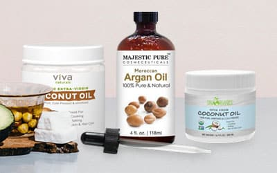 Best Hair Straightening Oils - Reviews & Buyer's Guide​