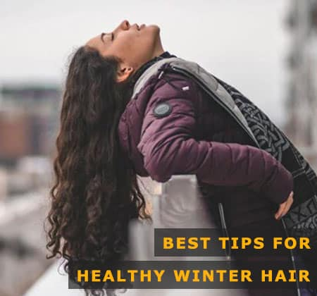 Featured Image of Best Tips for Healthy Winter Hair
