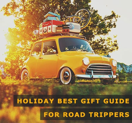 Featured Image of Holiday Best Gift Guide for Road Trippers