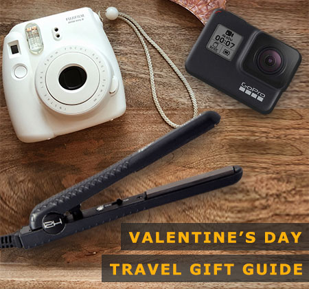 Featured Image of Valentines Day Travel Gift Guide