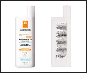 La Roche Posay Anthelios Tinted Mineral Sunscreen