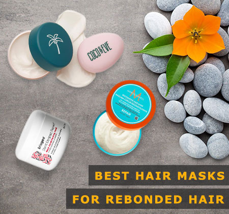 Featured Image of Best Hair Mask for Rebonded Hair