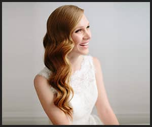 Old Hollywood Waves Hairstyle