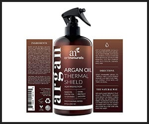 ArtNaturals Thermal Hair Protector Spray - Big INS801
