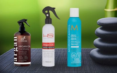 Best Heat Protectant Spray for Straightening Hair - the Ultimate Buyer's Guide