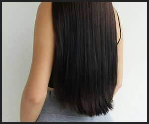 Straight Hair Structure - INS901