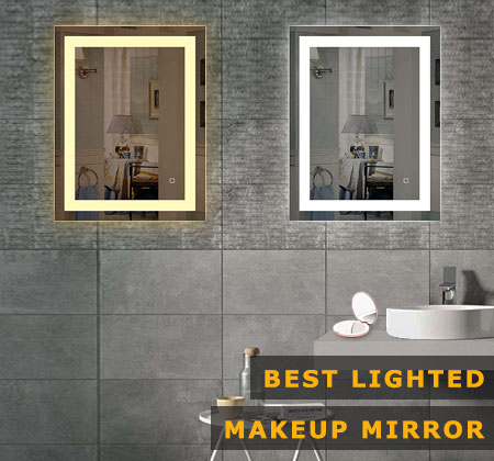 Featured Image of Best Lighted Makeup Mirror