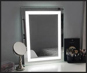 Lighted Makeup Mirror - INS1000