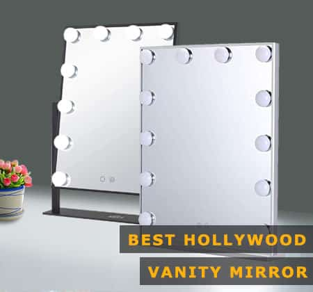 Featured Image of Best Hollywood Vanity Mirror