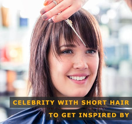 Featured Image of Celebrity With Short Hair to Get Inspired by