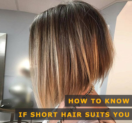 Featured Image of How to Know if Short Hair Suits You