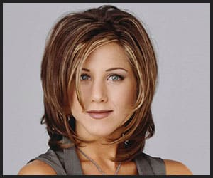jenifer aniston famous friends cut
