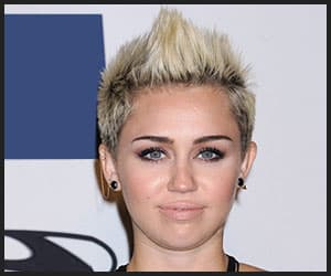 Miley Cyrus's Edgy Razor Cut