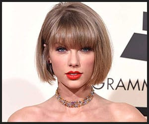 Taylor Swift Voluminous Bob
