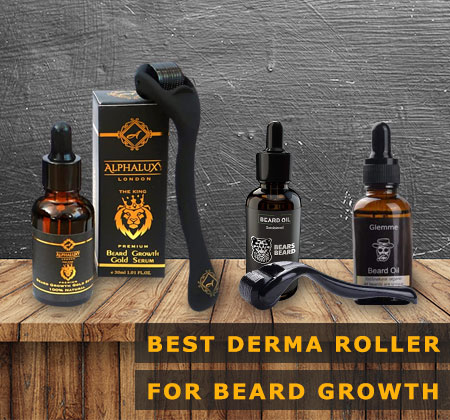 Featured Image of Best Derma Roller for Beard Growth