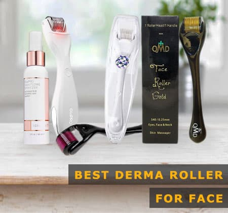 Featured Image of Best Derma Roller for Face