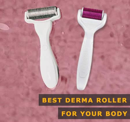 Featured Image of Best Derma Roller for Your Body