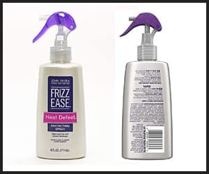 John Frieda Frizz Ease Heat Defeat Protecting Spray - Big INS801